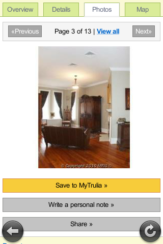 Trulia.com photo view